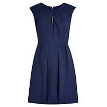 Buy Louche Amorelle Dress, Navy Online at johnlewis.com