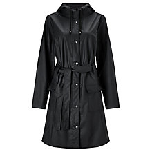 Buy Rains Curve Waterproof Jacket Online at johnlewis.com