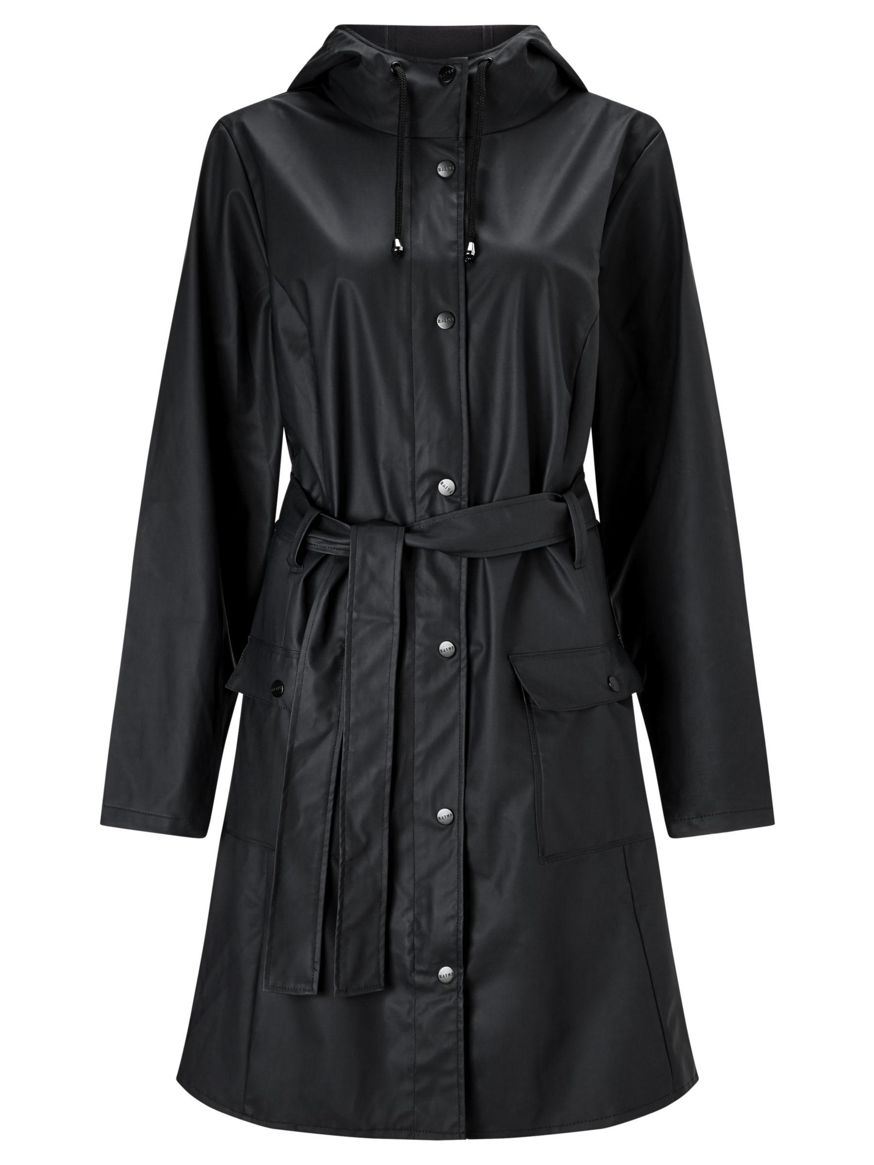 Rains Rains Curve Waterproof Jacket