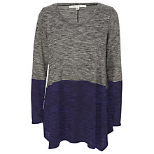 Buy Max Studio Waterfall Hem Jumper Online at johnlewis.com
