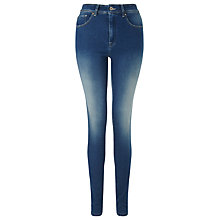 "Buy Salsa Carrie Skinny Jeans 32"", Mid Blue Online at johnlewis.com"