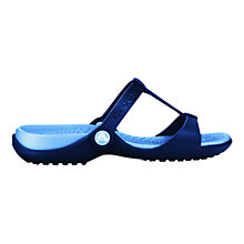 Buy Crocs Cleo Women's Slip-On Sandals Online at johnlewis.com