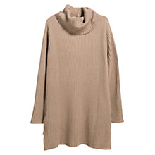 Buy Violeta by Mango Chunky Knit Jumper Online at johnlewis.com