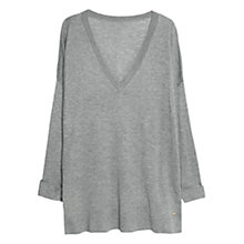 Buy Violeta by Mango Essential Jumper Online at johnlewis.com