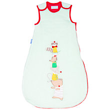Buy Grobag Rascal Raccoon Baby Sleep Bag, 1 Tog, Multi Online at johnlewis.com