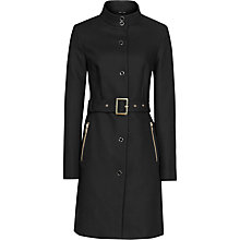 Buy Reiss Margo Cotton Trench Coat Online at johnlewis.com