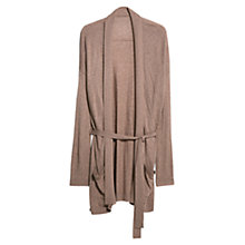Buy Violeta by Mango Belted Cardigan Online at johnlewis.com