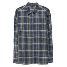 Buy Violeta by Mango Check Shirt, Multi Online at johnlewis.com