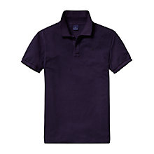 Buy Scotch & Soda Core Pique Polo Shirt Online at johnlewis.com