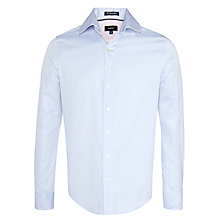 Buy Gant Pinpoint Oxford Fitted Shirt Online at johnlewis.com