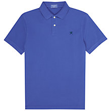 Buy Hackett London Garment Dye Polo Shirt Online at johnlewis.com