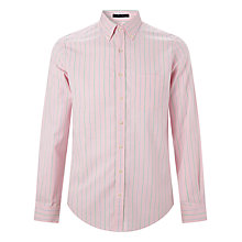 Buy Gant Sunset Striped Oxford Shirt, Nantucket Online at johnlewis.com