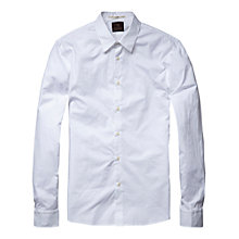 Buy Scotch & Soda Crisp Cotton Shirt Online at johnlewis.com