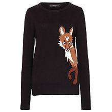Buy Sugarhill Boutique Curious Fox Jumper Online at johnlewis.com