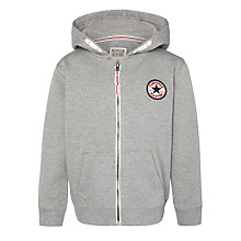 Buy Converse All Star Zip Hoodie Online at johnlewis.com