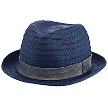 Buy John Lewis Trilby Hat Online at johnlewis.com