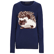 Buy Sugarhill Boutique Hedgehog Jumper, Navy Online at johnlewis.com