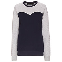 Buy Sugarhill Boutique Jumper, Navy / Grey Marl Online at johnlewis.com