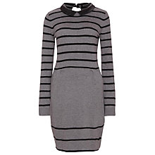 Buy Sugarhill Boutique Kellie Dress, Grey/Black Online at johnlewis.com