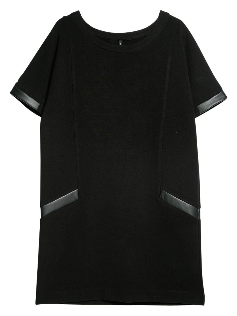 mango trim dress black, mango, trim, dress, black, 12|6, clearance, womenswear offers, womens dresses offers, women, inactive womenswear, new reductions, womens dresses, special offers, 1731680