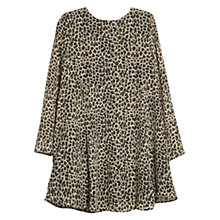 Buy Mango Leopard Print Dress, Leopard Print Online at johnlewis.com
