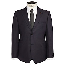 Buy Ted Baker Endurance Edale Tailored Blazer, Orange Online at johnlewis.com