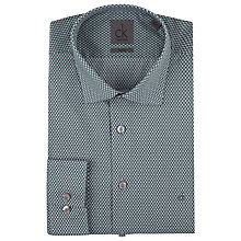 Buy CK Calvin Klein Tile Print Shirt, Granite Online at johnlewis.com