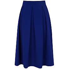 Buy Closet Pleated Full Skirt Online at johnlewis.com