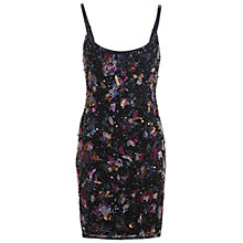 Buy Miss Selfridge Premium Collection Lula Cami Dress, Multi Online at johnlewis.com