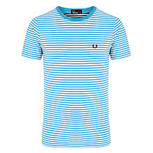 Buy Fred Perry Sharp Stripe T-Shirt Online at johnlewis.com