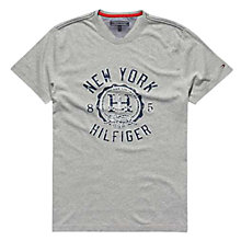 Buy Tommy Hilfiger Finn Printed T-Shirt Online at johnlewis.com