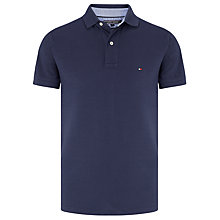 Buy Tommy Hilfiger Knit Regular Fit Polo Shirt Online at johnlewis.com