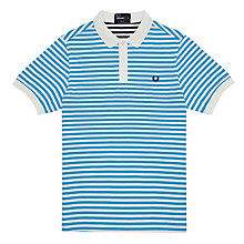 Buy Fred Perry Striped Polo Shirt Online at johnlewis.com