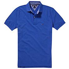 Buy Tommy Hilfiger Slim Fit Polo Shirt Online at johnlewis.com