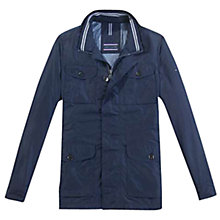 Buy Tommy Hilfiger Felix Airfield Jacket, Navy Blazer Online at johnlewis.com
