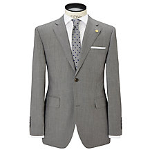 Buy Chester by Chester Barrie Sharkskin Suit Jacket, Grey Online at johnlewis.com