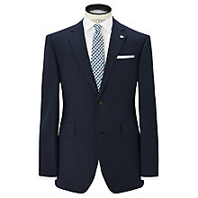 Buy Chester by Chester Barrie Prince of Wales Check Suit Jacket, Blue Online at johnlewis.com