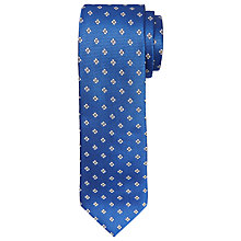 Buy Chester by Chester Barrie Mini Floral Pattern Silk Tie Online at johnlewis.com