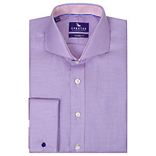 Buy Chester by Chester Barrie Pall Mall Puppytooth Shirt Online at johnlewis.com