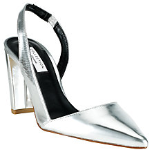 Buy COLLECTION by John Lewis Novara Patent Sandals Online at johnlewis.com