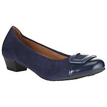 Buy Gabor Intelligent Suede Pumps Online at johnlewis.com