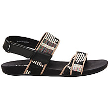 Buy TOMS Tiera Printed Cotton Sandals Online at johnlewis.com