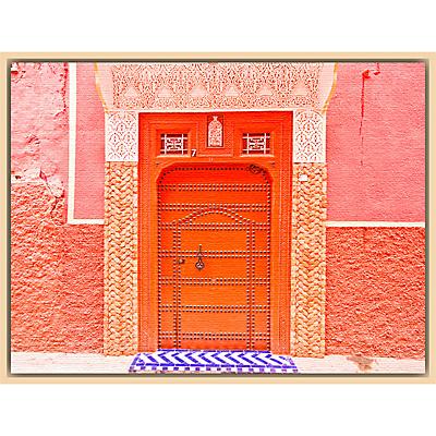 Keri Bevan – The Pink City