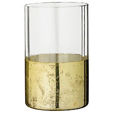 Buy Day Birger et Mikkelsen Gold Bottom Glass Votive Online at johnlewis.com