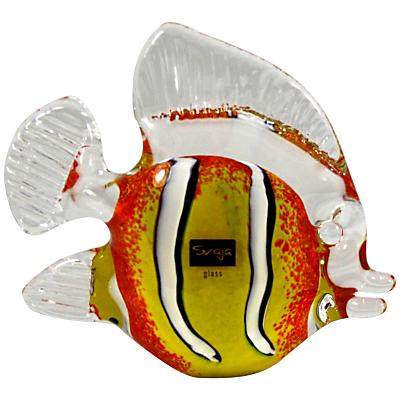 Image of Svaja Clownfish Glass Ornament