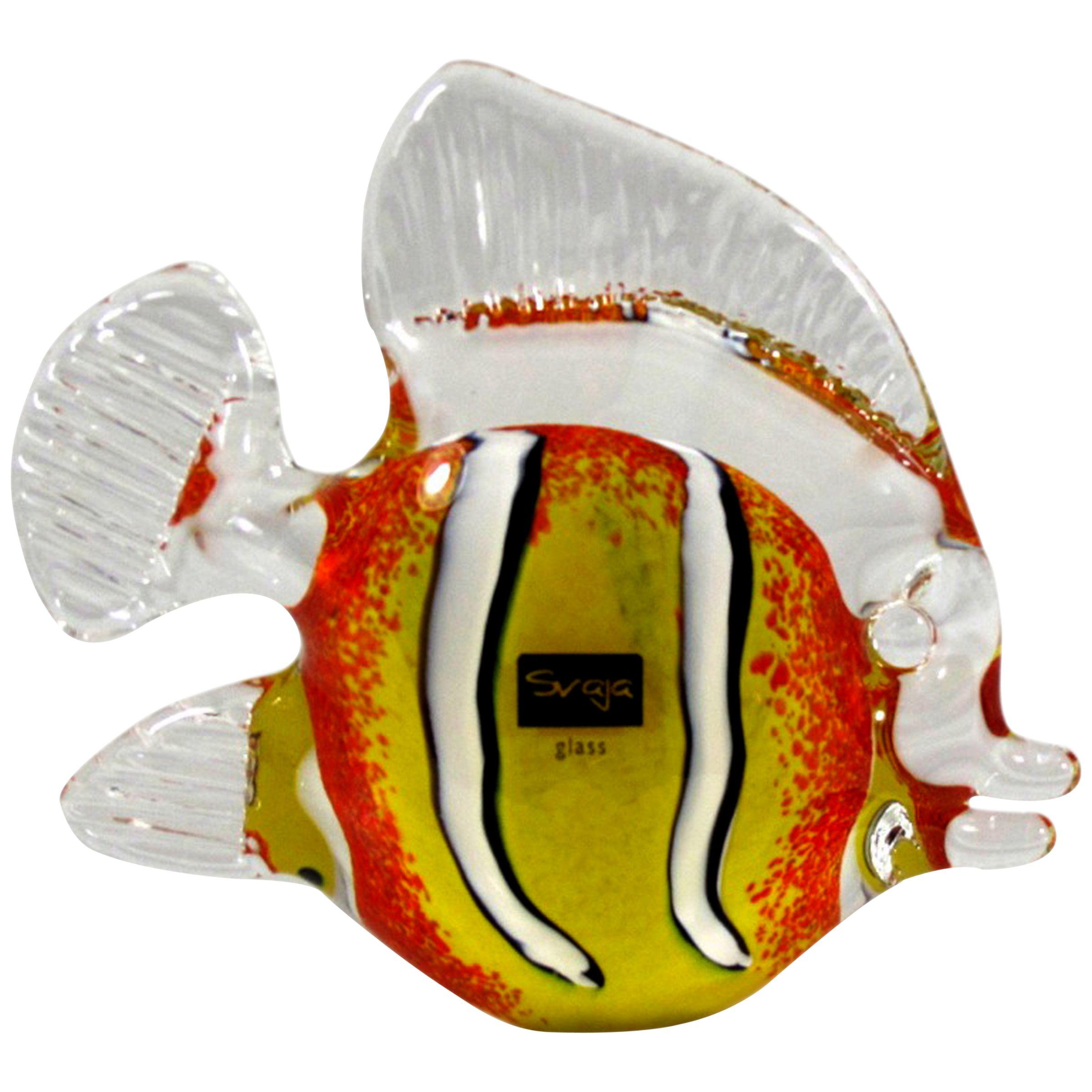 Svaja Svaja Clownfish Glass Ornament