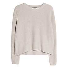 Buy Mango Chunky Knit Jumper Online at johnlewis.com