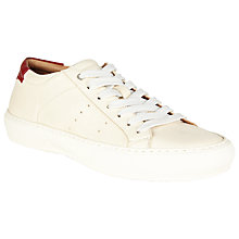 Buy Collection WEEKEND by John Lewis Lyon Leather Trainers Online at johnlewis.com