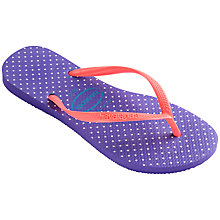 Buy Havaianas Fresh Rubber Flip Flops Online at johnlewis.com