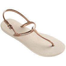 Buy Havaianas Freedom Buckled Rubber Flip Flops Online at johnlewis.com